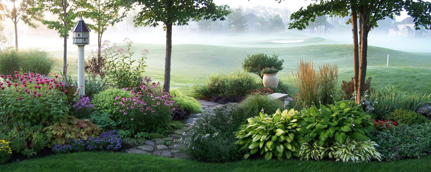 Ohio garden gardening photos inspiration jan meissner for Beautiful gardens landscaping